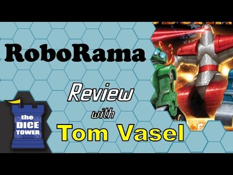 RoboRama Review - with Tom Vasel