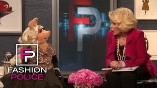 Miss Piggy | Fashion Police | E!