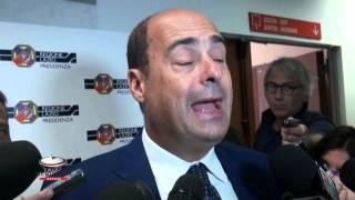 Trasparenza e sostenibilità, Zingaretti presenta il