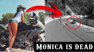 ☀ R.I.P. most beautiful russian lady-biker - Monika (Olga Pronina)