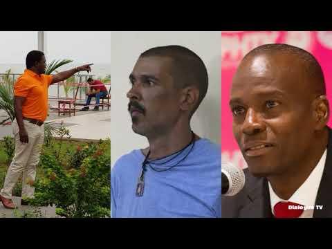 Louco Désir:Sa kipral pase  Clifford Brandt/ Prezidan Jovenel Moise