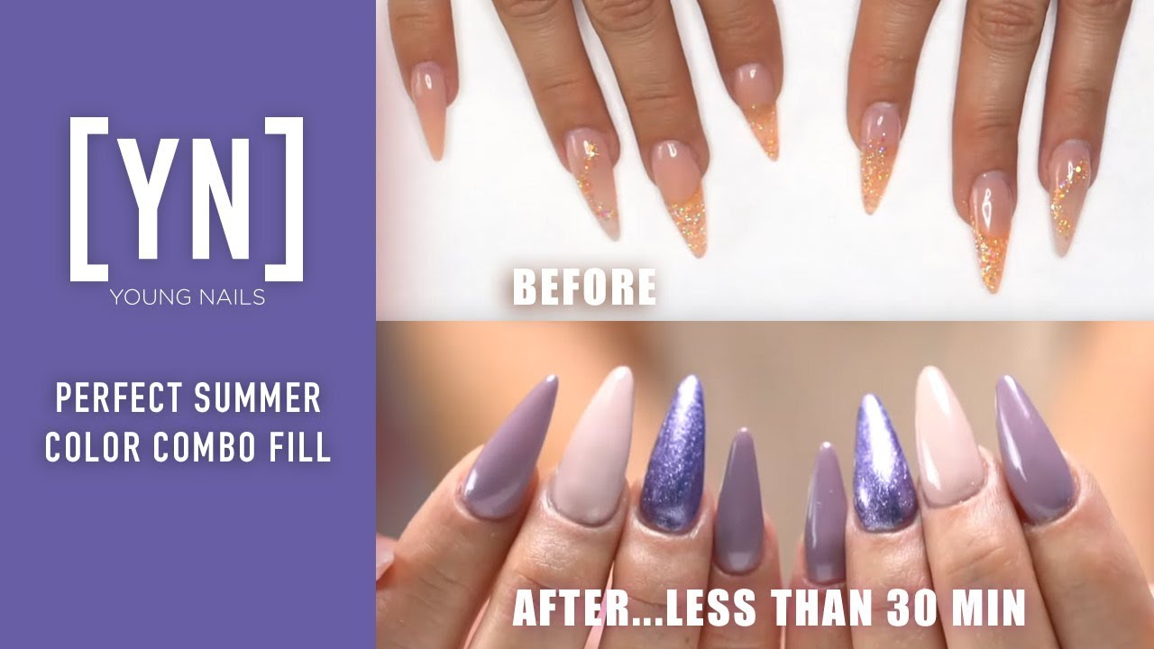 Perfect Summer Color Combo Fill Youtube