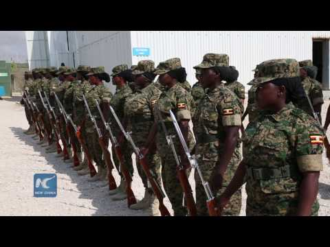 Female peacekeepers commended for stabilizing Somalia