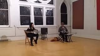 Zach Beery & Angie Never - Darbuka Duet at Twinkle 2020