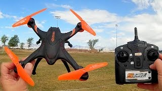 a5s odin sport drone flight test review