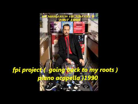 fpi project & sharon dee (going back to my roots ( piano acapella 1990