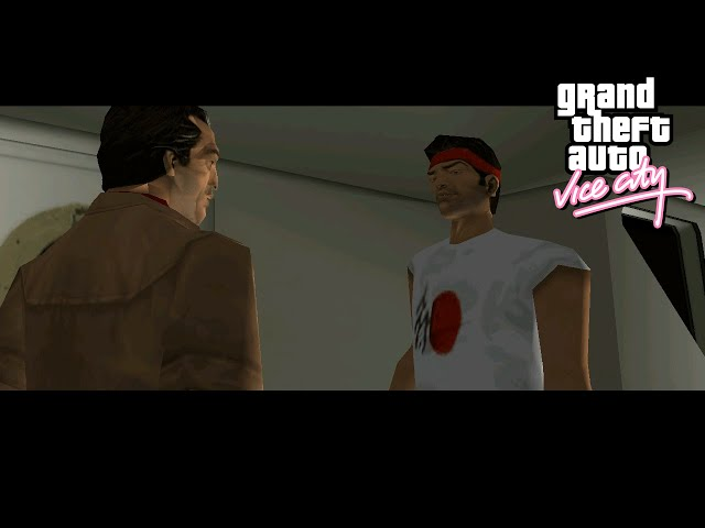 GTA VICE CITY - Snipers e um Tanque... (Gameplay no PC)