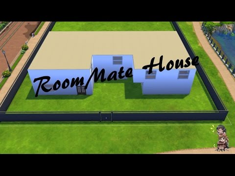 Sims 4 - Introducing the RoomMate House