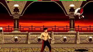 Mortal Kombat 2 - Jax (Sega Genesis) (By Sting)