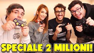 SPECIALE 2 MILIONI CON I NOSTRI AMICI!