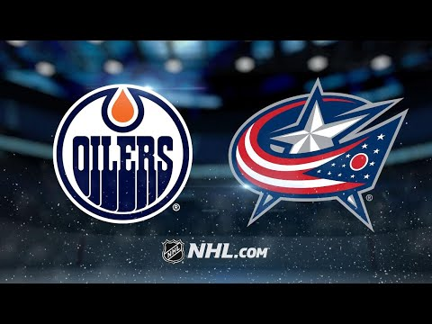 McDavid powers Oilers past Blue Jackets, 7-2