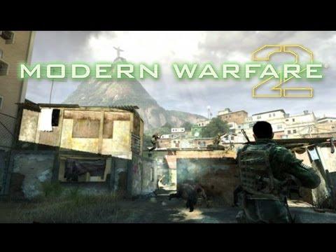 Modern Warfare 2 - Slum Multiplayer Gameplay