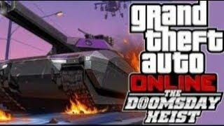 Gta Online - TM 045 Kajali / Tanque de Raios (The Doomsdey Heist)