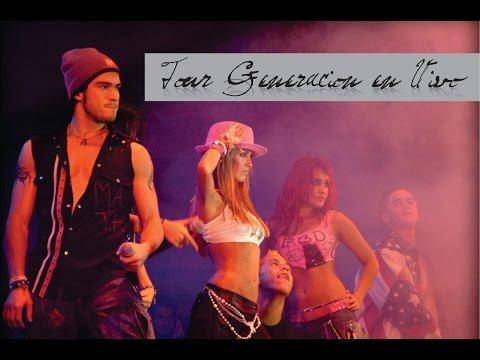 RBD - Tour Generación En Vivo Bogotá/CO COMPLETO