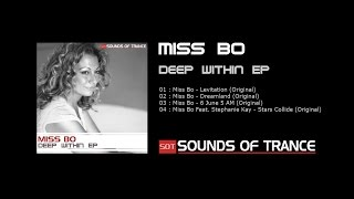 Miss Bo - Levitation (Deep Within EP Teaser)