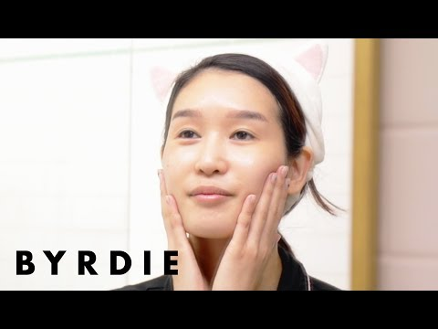Korean Beauty Nighttime Skincare Routine With Charlotte Cho From Soko Glam | Byrdie