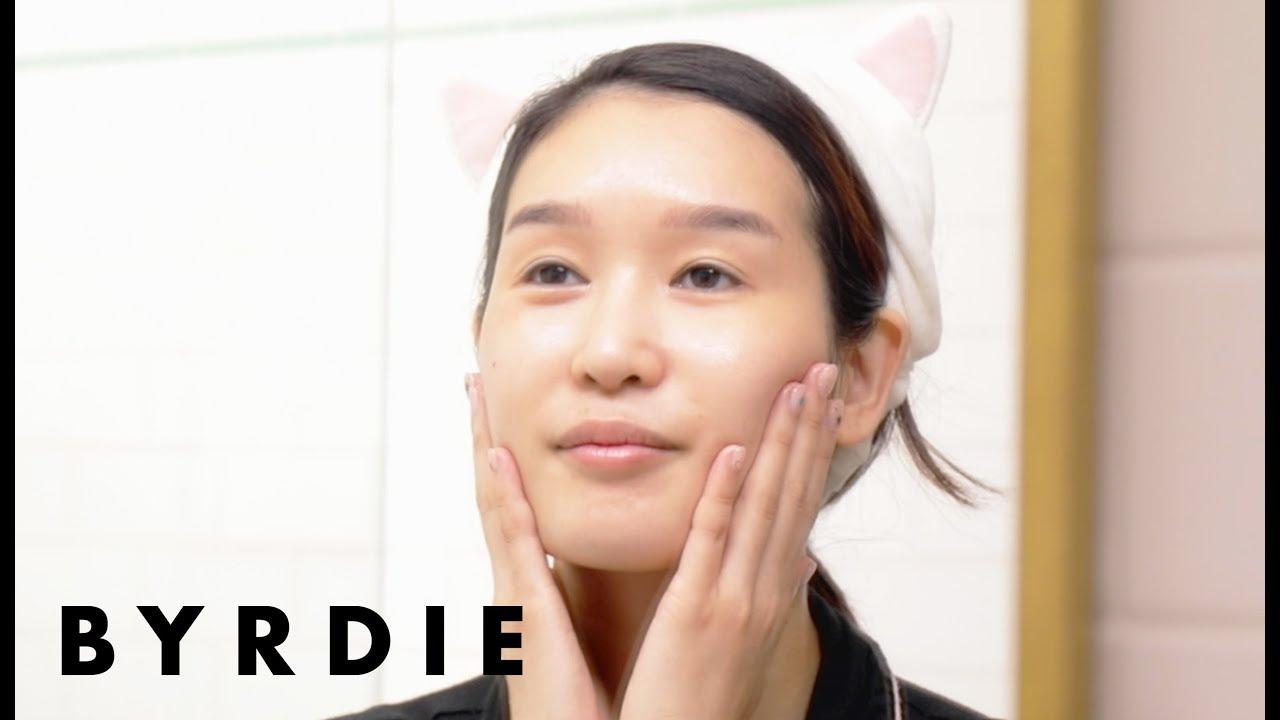 Charlotte Chos Nighttime Skincare Routine