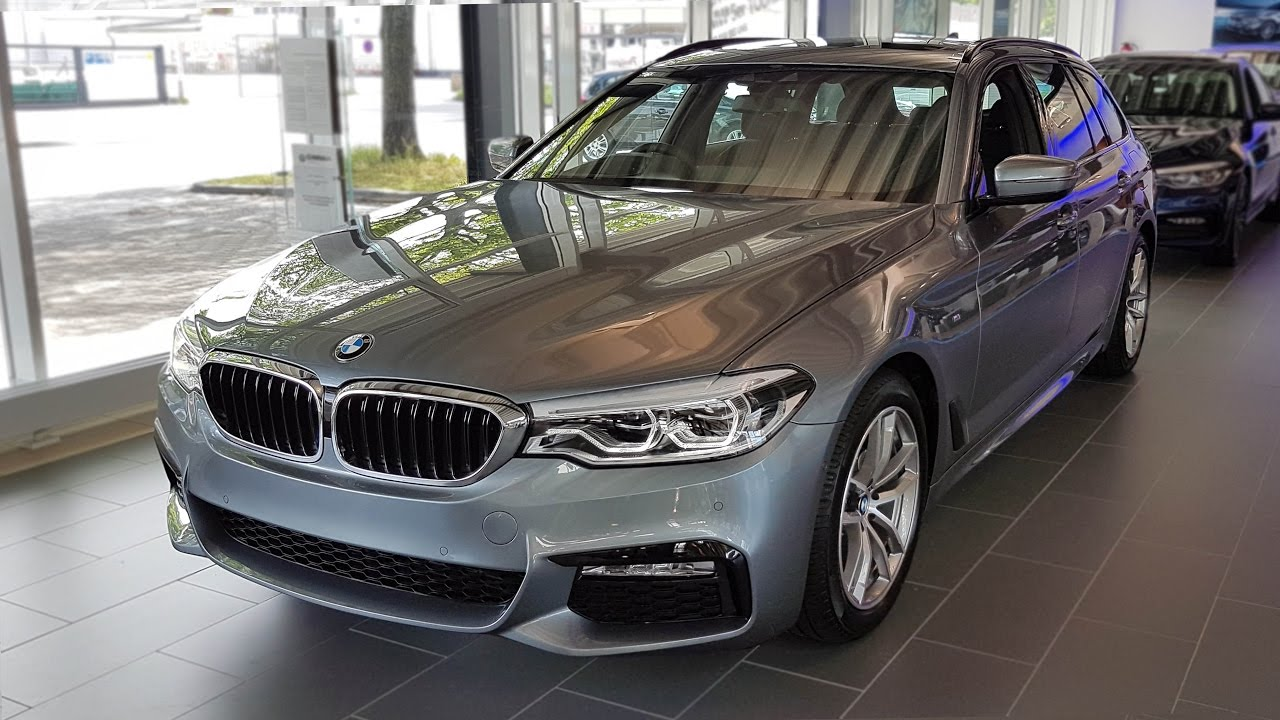 2017 Bmw 520d Touring G31 Bmw View Youtube