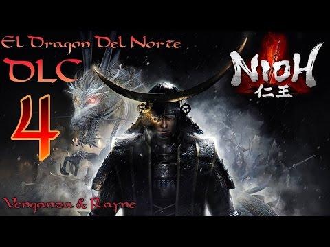 NIOH El Dragón del Norte DLC gameplay en español # 4 El trio calaveras