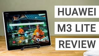 Huawei MediaPad M3 Lite 10 Review: The Best Netflix Tablet?