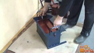 Станок для изготовления блоков Гном(http://mk-omb.com/ +380972643416 Вибростанок ГНОМ - Ручное, малогабаритное, электрическое (220В,150Вт) устройство для индивид..., 2014-02-19T08:14:29.000Z)