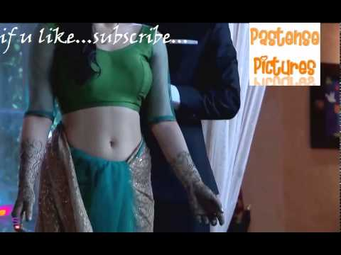 Radhika Madan Hot Navel Show in Saree  || Aashiqui Tumse Hi