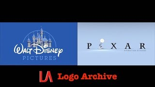 Walt Disney Pictures/Pixar (Closing logos)