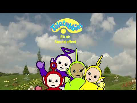 Teletubbies uh oh sound