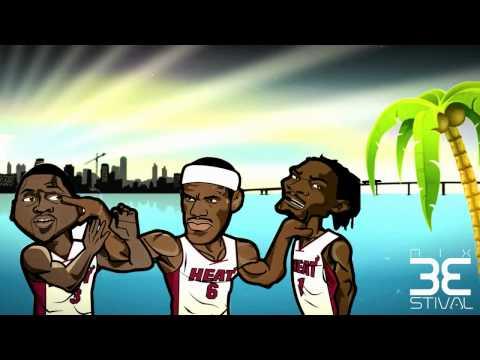 NBA 2011 Season Mix - National Basketball Animation