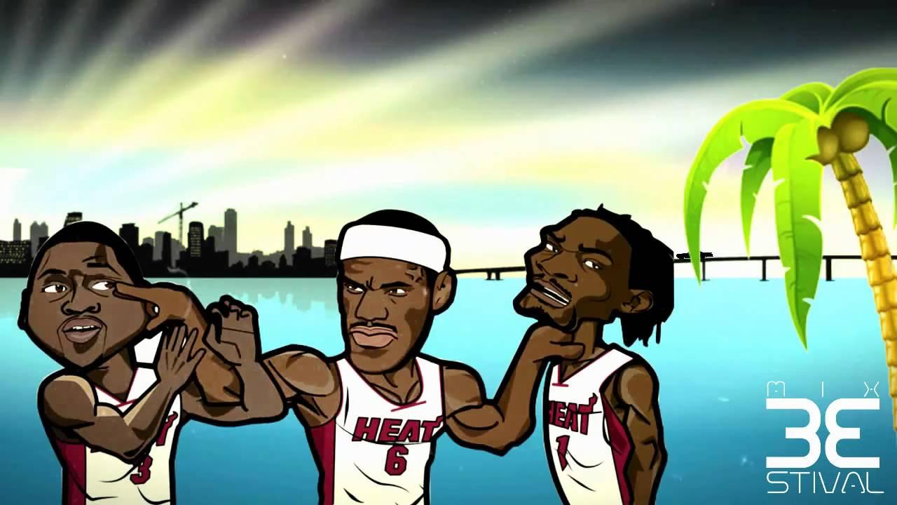 Nba 2011 Season Mix National Basketball Animation