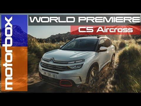 Citroen C5 Aircross   Mini prova in anteprima e opinioni sul nuovo SUV francese