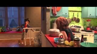 Video Big Hero 6 MOVIE CLIP - Low Battery (2014) - Disney Animation Marvel Movie HD download MP3, 3GP, MP4, WEBM, AVI, FLV Juni 2018