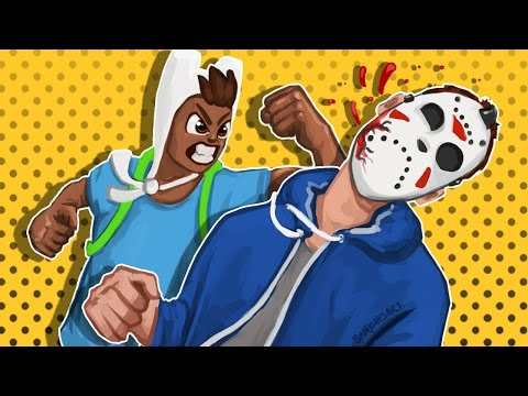 GTA 5 Online Funny Moments - FIGHT CLUB!