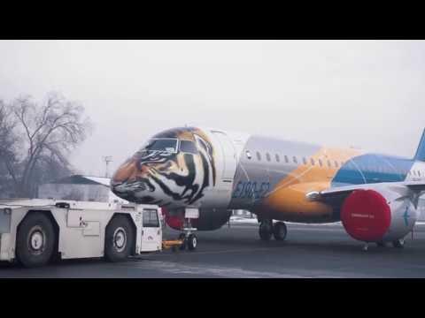 Embraer E2 in Kazakhstan