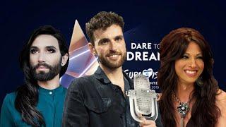 Почему  Евровидение стал конкурсом сексуальных меньшинств?