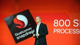 Qualcomm_Keynote_CES 2013 / Qualcomm CEO Dr. Paul Jacobs...
