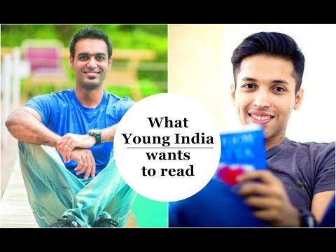 Durjoy Datta, Ravinder Singh and Sudeep Nagarkar on what Young India wants to read