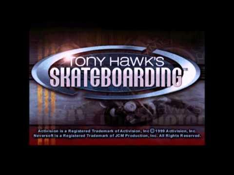 Aquasky - Blue Thunder (Tony Hawk's Skateboarding Version)