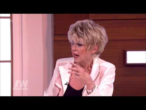 Janet Is Cynical About Tom Jones And Priscilla Presley Dating | Loose Women