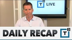 Daily Recap: The Market Wants Stronger Numbers
