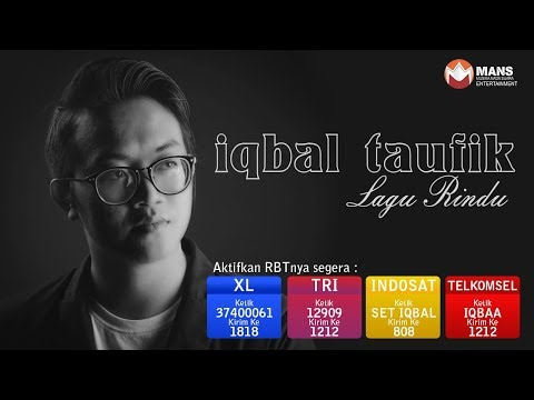 IQBAL TAUFIK - Lagu Rindu