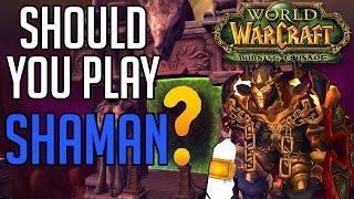 WoW: TBC - Should You Play: SHAMAN - Picking A Class [Quick TBC Class Overview Mini Series]