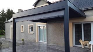 store enroulable vertical pour pergola bioclimatique rideau pour pergola usine online