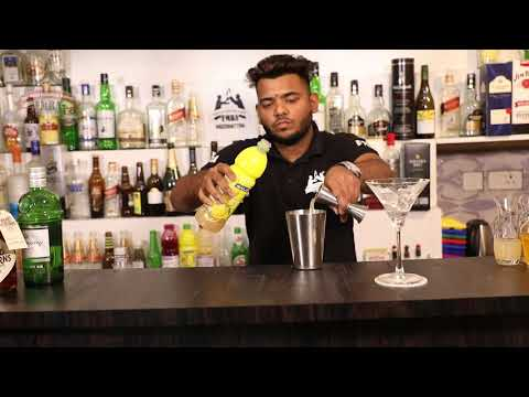 best-fire-flair-&-mixology-bartending-institute-in-india-|-school-|-academy-|-goa-|-gimlet-cocktail