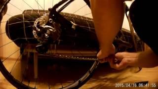 Как правильно одевать цепь на скоростной велосипед!(Как всегда все самое интересное на нашем канале, пропустите если не подпишитесь! Наши партнеры: Для привлеч..., 2016-09-20T13:59:29.000Z)