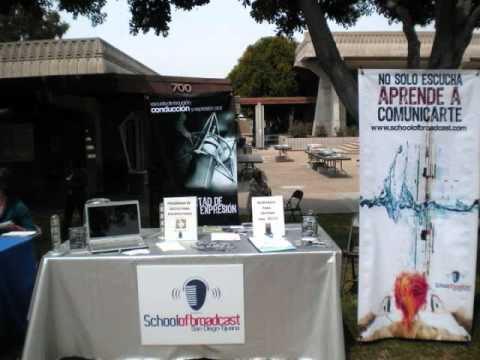 School Of Broadcast Tij. San Diego