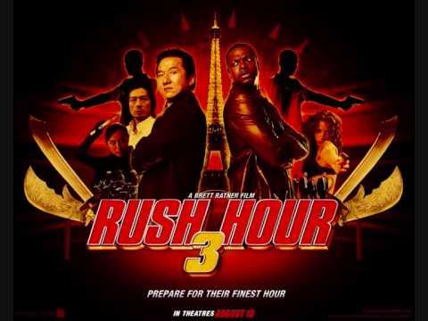 Rush Hour SoundTrack - War ( Sing Along )