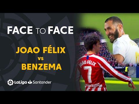 #ElDerbi: Joao Félix vs Benzema