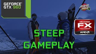 Steep  | Gameplay PC | FX 8350 | Ultra settings | GTX 960 G1 4GB | 60FPS
