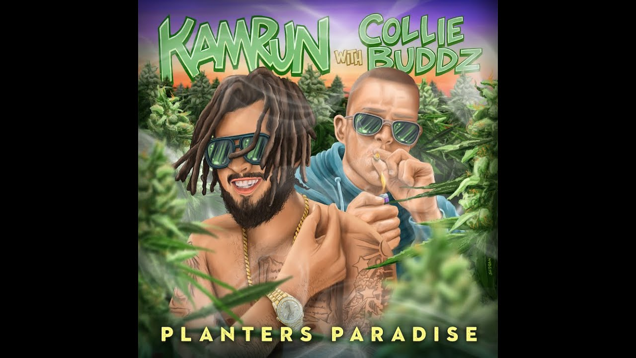 Download Kamrun - 'Planters Paradise' with Collie Buddz